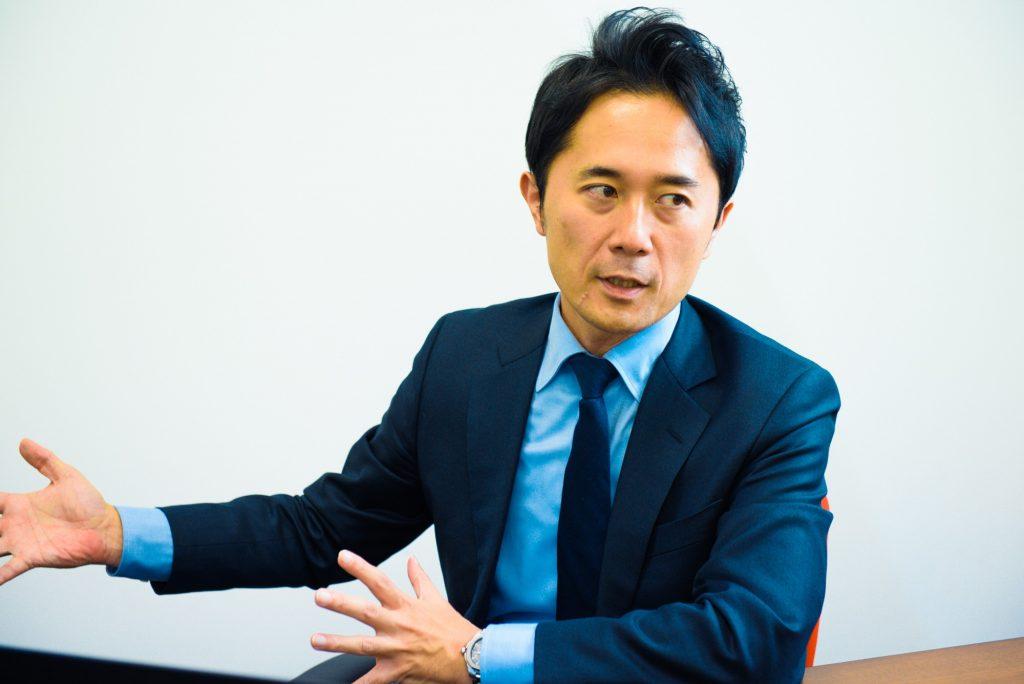 横田大造代表取締役社長の画像